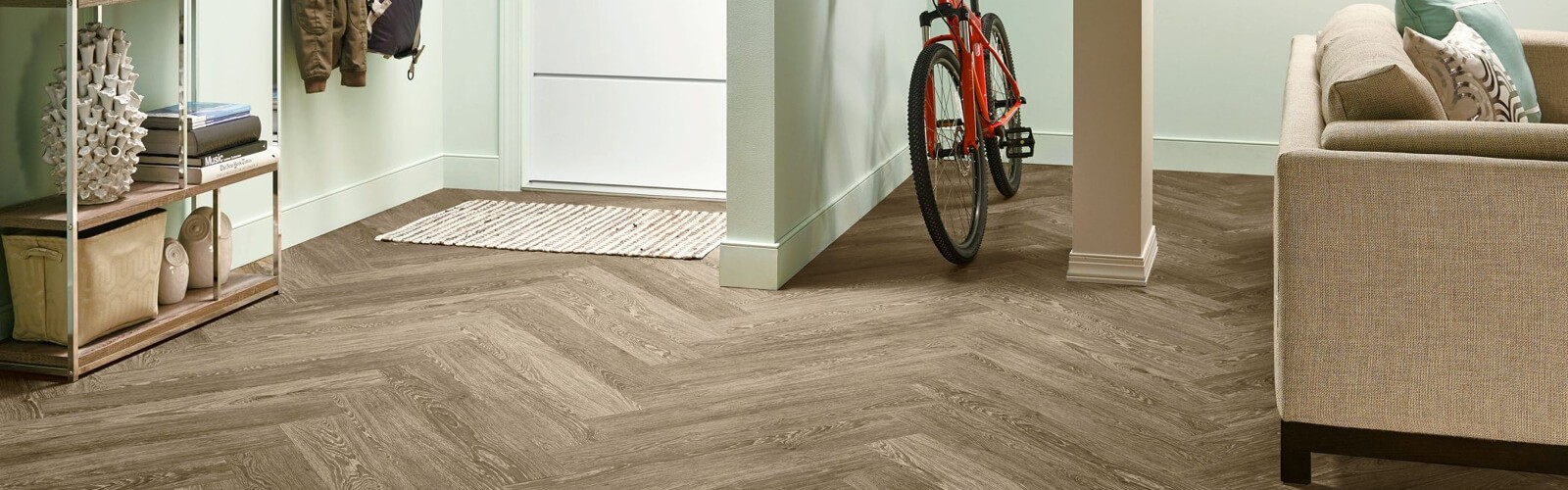 Charlestown Oak Luxury Vinyl Tile | Baycarpet