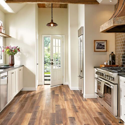 laminate kitchen | Baycarpet