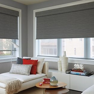 Roller shades designer roller window treatment | Baycarpet